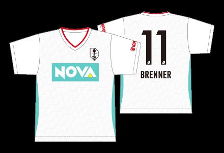 2021プレイヤーズTシャツ