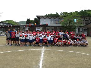 20160521繋小中学校運動会