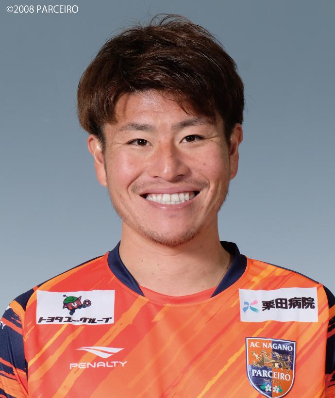 チーム 有永一生選手 Ac長野パルセイロより完全移籍加入のお知らせ